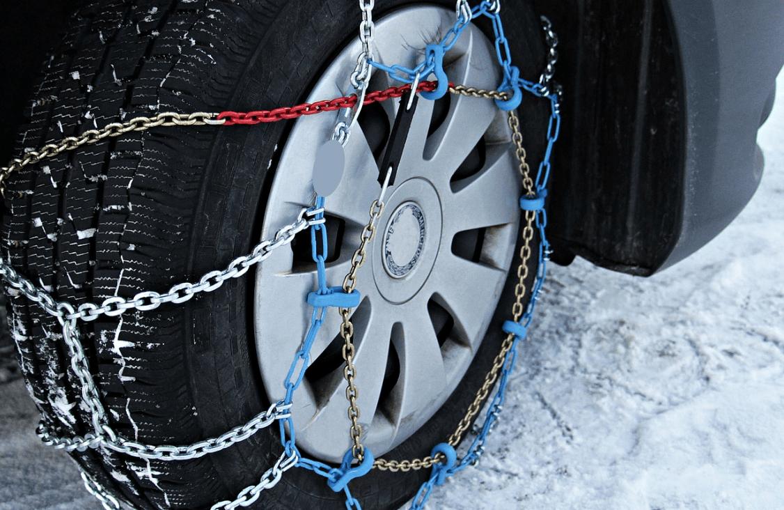 Set of 2 Peerless 0232605 Auto-Trac Light Truck//SUV Tire Traction Chain
